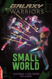 EDGE: Galaxy Warriors: Small World av Steve Barlow og Steve Skidmore (Innbundet)