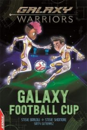 EDGE: Galaxy Warriors: Galaxy Football Cup av Steve Barlow og Steve Skidmore (Innbundet)