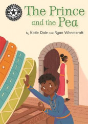 Reading Champion: The Prince and the Pea av Katie Dale (Innbundet)