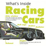Omslag - What's Inside?: Racing Cars