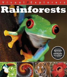 Visual Explorers: Rainforests av Paul Calver og Toby Reynolds (Heftet)