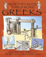 Omslag - How They Made Things Work: Greeks