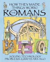 Omslag - How They Made Things Work: Romans