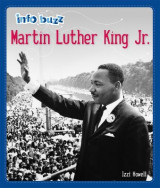 Omslag - Info Buzz: Black History: Martin Luther King Jr.