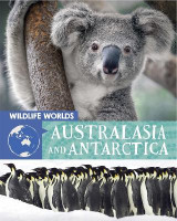 Omslag - Wildlife Worlds: Australasia and Antarctica