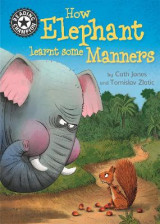Omslag - Reading Champion: How Elephant Learnt Some Manners