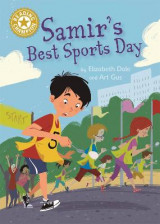 Omslag - Reading Champion: Samir's Best Sports Day