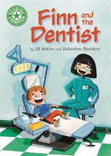 Omslag - Reading Champion: Finn and the Dentist