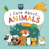 Omslag - I Care About: Animals