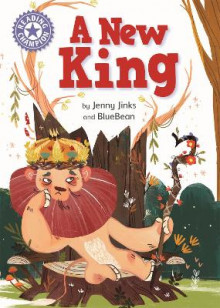 Reading Champion: A New King av Jenny Jinks (Innbundet)