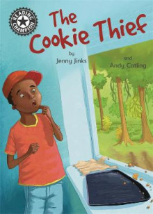 Reading Champion: The Cookie Thief av Jenny Jinks (Innbundet)