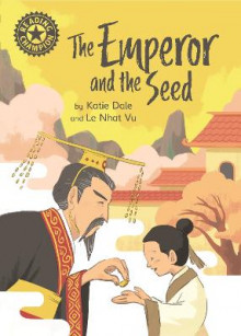 Reading Champion: The Emperor and the Seed av Katie Dale (Innbundet)