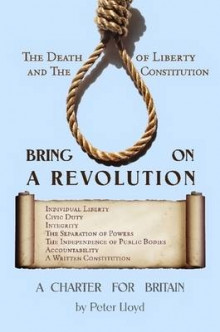 Bring on a Revolution - A Charter for Britain av Peter Lloyd (Heftet)