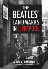 Omslag - The Beatles' Landmarks in Liverpool
