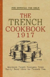 Omslag - The Trench Cook Book 1917
