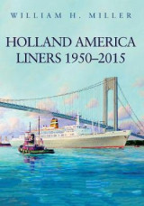 Omslag - Holland America Liners 1950-2015