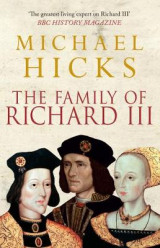 Omslag - The Family of Richard III