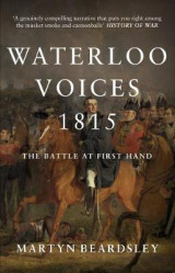 Omslag - Waterloo Voices 1815