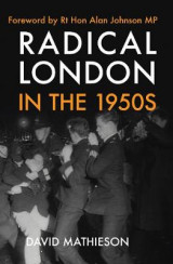 Omslag - Radical London in the 1950s