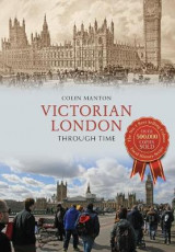 Omslag - Victorian London Through Time