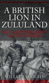 Omslag - A British Lion in Zululand