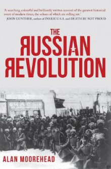 The Russian Revolution av Alan Moorehead (Heftet)