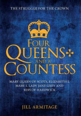 Omslag - Four Queens and a Countess