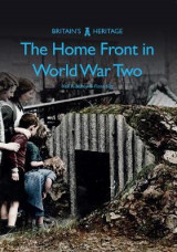 Omslag - The Home Front in World War Two