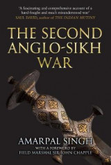 Omslag - The Second Anglo-Sikh War