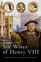 Omslag - In the Footsteps of the Six Wives of Henry VIII