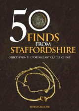 Omslag - 50 Finds from Staffordshire