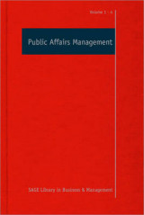 Omslag - Public Affairs Management