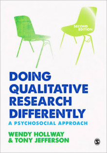 Doing Qualitative Research Differently av Wendy Hollway og Tony Jefferson (Heftet)