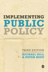 Omslag - Implementing Public Policy