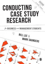 Omslag - Conducting Case Study Research for Business and Management Students