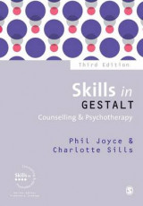 Omslag - Skills in Gestalt Counselling & Psychotherapy