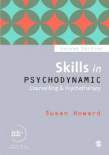 Omslag - Skills in Psychodynamic Counselling & Psychotherapy