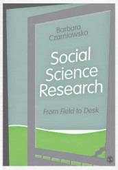 Social Science Research av Barbara Czarniawska (Heftet)