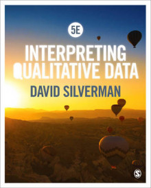 Interpreting Qualitative Data av David Silverman (Innbundet)