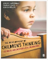 Omslag - The Development of Children's Thinking