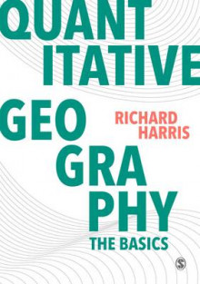 Quantitative Geography av Richard Harris (Innbundet)