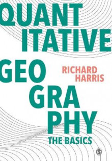 Quantitative Geography av Richard Harris (Heftet)