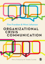 Omslag - Organizational Crisis Communication
