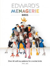 Edward's Menagerie: Birds av Kerry Lord (Heftet)