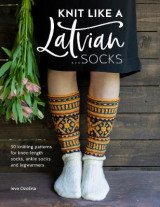 Omslag - Knit Like a Latvian: Socks