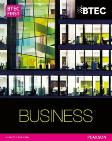 BTEC First Business Student Book av Carol Carysforth, Mike Neild, Karen Glencross og Lisa Chandler-Corris (Heftet)
