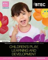 Omslag - BTEC Level 3 National in Children's Play, Learning & Development Student Book 2