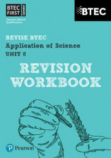 BTEC First in Applied Science: Application of Science - Unit 8 Revision Guide av Jennifer Stafford-Brown (Heftet)
