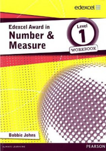 Edexcel Award in Number and Measure Level 1 Workbook av Bobbie Johns (Heftet)