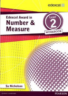 Edexcel Award in Number and Measure Level 2 Workbook av Su Nicholson (Heftet)